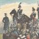 DÉTAILS 01 | Armée Italienne - Uniforme Militaire - Carabiniers du Roi - XIXème Siècle