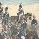 DÉTAILS 03 | Armée Italienne - Uniforme Militaire - Carabiniers du Roi - XIXème Siècle