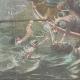 DETAILS 05   Shipwreck of the SS La Bourgogne - 1898