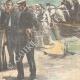 DÉTAILS 04 | Guerre hispano-américaine - Reddition de l'Amiral Cervera - Santiago de Cuba - 1898