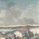 DÉTAILS 03 | Guerre hispano-américaine - Reddition de la flotte espagnole - Santiago de Cuba - 1898