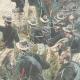DÉTAILS 04 | Guerre hispano-américaine - Reddition de la flotte espagnole - Santiago de Cuba - 1898