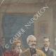 DÉTAILS 01 | Affaire Dreyfus - Arrestation du Commandant Esterhazy - Paris - 1898