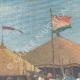 DETAILS 01 | Menelik II visits captain Ciccodicola - Traditional Costume - Ethiopia - 1898