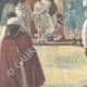 DETAILS 03 | Menelik II visits captain Ciccodicola - Traditional Costume - Ethiopia - 1898