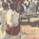 DETAILS 04 | Menelik II visits captain Ciccodicola - Traditional Costume - Ethiopia - 1898