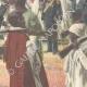 DETAILS 06 | Menelik II visits captain Ciccodicola - Traditional Costume - Ethiopia - 1898