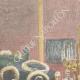 DETAILS 01   German Emperor Wilhelm II in front of Bismarck's coffin in Friedrichsruh - 1898