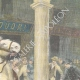 DETAILS 03 | A man stops a packed horse in Turin - Italy - 1898