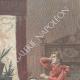 DÉTAILS 03 | Une femme de chambre tuée par imprudence à Coni - Piémont - Italie - 1898