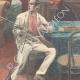 DÉTAILS 04 | Une femme de chambre tuée par imprudence à Coni - Piémont - Italie - 1898