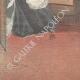 DÉTAILS 05 | Une femme de chambre tuée par imprudence à Coni - Piémont - Italie - 1898