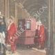 DETAILS 04 | Scenes inside the Vatican - Costumes - Italy - XIXth Century