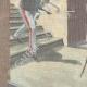 DÉTAILS 02 | Drame de la folie au Fort Valdilocchi - Ligurie - Italie - 1898