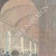 DÉTAILS 03 | Drame de la folie au Fort Valdilocchi - Ligurie - Italie - 1898