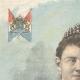DÉTAILS 01 | Portrait de la Reine Wilhelmine des Pays-Bas (1880-1962)