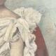 DÉTAILS 04 | Portrait de la Reine Wilhelmine des Pays-Bas (1880-1962)