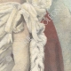 DÉTAILS 06 | Portrait de la Reine Wilhelmine des Pays-Bas (1880-1962)