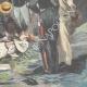 DÉTAILS 06 | Une femme tombée dans un ravin près de Positano - Campanie - Italie - 1898