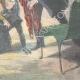 DÉTAILS 06 | Assassinat de Élisabeth Impératrice d'Autriche à Gênes - Italie - 1898