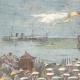 DÉTAILS 01 | Révolte des Boxers - Débarquement de marins italiens à Pékin - Chine - 1898