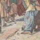 DÉTAILS 06 | Révolte des Boxers - Débarquement de marins italiens à Pékin - Chine - 1898