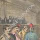 DÉTAILS 01 | Complot anarchiste contre l'empereur Guillaume II d'Allemagne - Egypte - 1898