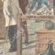 DÉTAILS 04 | Complot anarchiste contre l'empereur Guillaume II d'Allemagne - Egypte - 1898