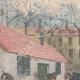 DETAILS 03 | The plague in Vienna - Austria - 1898
