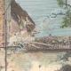 DETAILS 04   Landslide of the Church of Santa Lucia near Verona - Italy - 1898