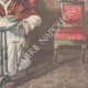 DÉTAILS 04 | Portrait du Pape Léon XIII dans son cabinet de travail - Vatican - 1898