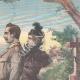 DETAILS 03 | The emperor Wilhelm II of Germany on the Mount of Olives near Jerusalem - 1898