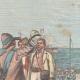 DETAILS 03   French gunboat Scorpion lands on the coast of Rahayto - Eritrea - 1898