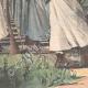 DETAILS 05   French gunboat Scorpion lands on the coast of Rahayto - Eritrea - 1898