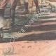 DETAILS 06   French gunboat Scorpion lands on the coast of Rahayto - Eritrea - 1898