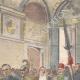 DÉTAILS 03 | Le Pape reçoit missionnaires et indigènes d'Abyssinie - Vatican - 1898