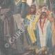 DÉTAILS 04 | Le Pape reçoit missionnaires et indigènes d'Abyssinie - Vatican - 1898
