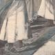 DÉTAILS 05 | Le Pape reçoit missionnaires et indigènes d'Abyssinie - Vatican - 1898