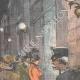 DETAILS 01 | Assassination in Livorno - Tuscany - Italy - 1898