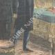 DETALLES 02   El rey recibe al príncipe abisinio Gugsa, sobrino de Menelik II - Italia - 1898