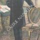 DETALLES 04   El rey recibe al príncipe abisinio Gugsa, sobrino de Menelik II - Italia - 1898