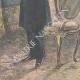DETALLES 06   El rey recibe al príncipe abisinio Gugsa, sobrino de Menelik II - Italia - 1898