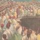 DETAILS 04 | African War - Landing of troops in Massawa - Eritrea - 1896