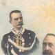 DETAILS 01   Italian Commanders in Africa - Italo-Ethiopian War - XIXth Century