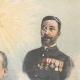 DETAILS 03   Italian Commanders in Africa - Italo-Ethiopian War - XIXth Century