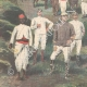 DETAILS 02   Italo-Ethiopian War - Defeat of lieutenant Scala - Amba Alagi - Ethiopia - 1896