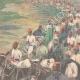 DETAILS 04   Italo-Ethiopian War - Evacuation of the Macallè fort - Ethiopia - 1896