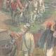 DETAILS 05   Italo-Ethiopian War - Evacuation of the Macallè fort - Ethiopia - 1896