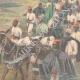 DETAILS 06   Italo-Ethiopian War - Evacuation of the Macallè fort - Ethiopia - 1896