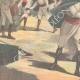 DETAILS 02 | Italo-ethiopian War - End of the siege of Macallè - Water distribution - Ethiopia - 1896